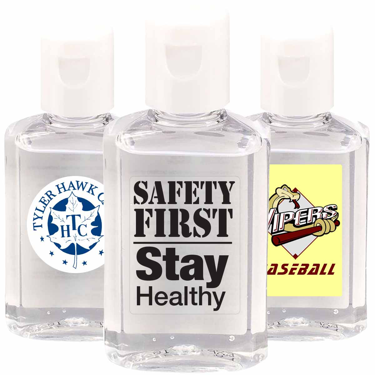 2 oz. Hand Sanitizer Gel