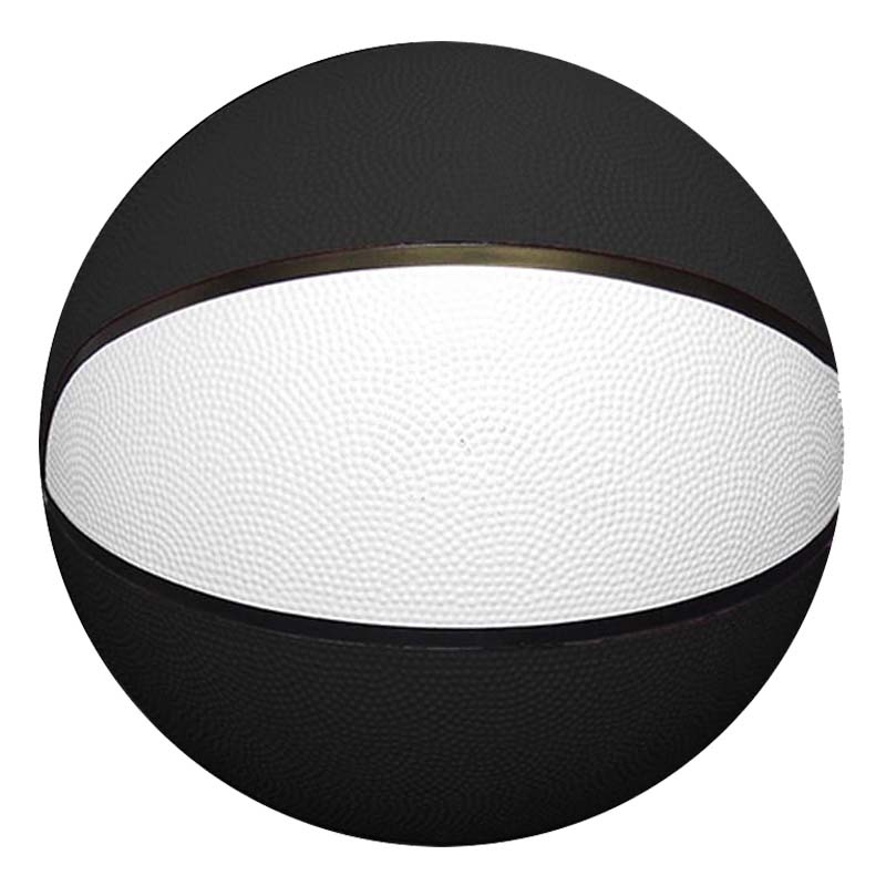 "7"" Rubber Basketballs (Mid-Size) - Ship Deflated"