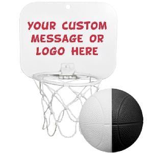 Mini Backboard Sets with Foam Basketballs