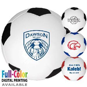 "4"" Foam Mini Soccer Balls - 4"" Foam Mini-Soccer Balls"