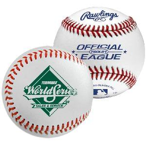 Baseballs, Rawlings Official - Rawlings Official Baseballs
