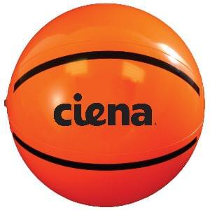 "16"" Basketball Beach Balls - Basketball Beach Ball, 16"""