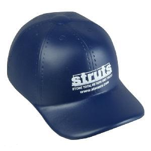 Stress Relievers, Baseball Cap - Baseball Cap Stress Relievers