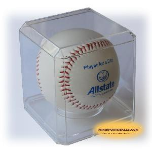 Clear Plastic Baseball Cases - Clear Plastic Baseballs Cases
